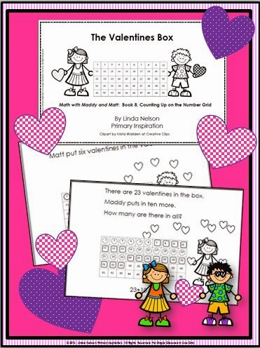 http://www.teacherspayteachers.com/Product/Valentines-Day-Emergent-Math-Reader-1099237