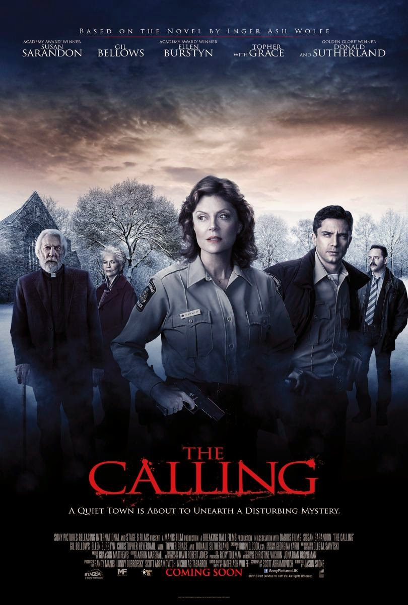 The Calling (2014) ταινιες online seires xrysoi greek subs