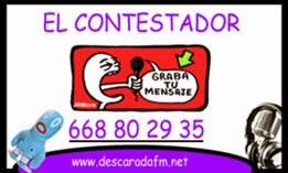 Contestador de Descarada FM