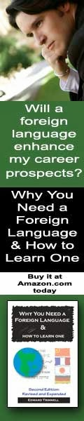 Why You Need a Foreign Language