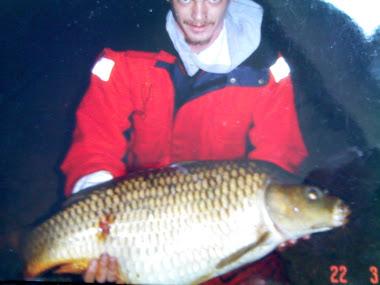 22.5lb Common carp