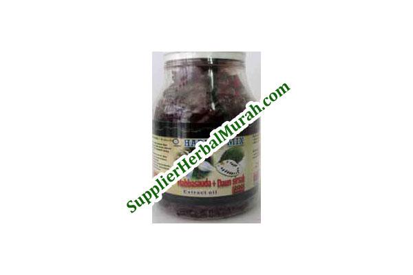 Extract Oil Habbasauda + Sirsak isi 200 kapsul