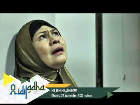 Hajah Heathrow (2015) TV3 - Full Telemovie