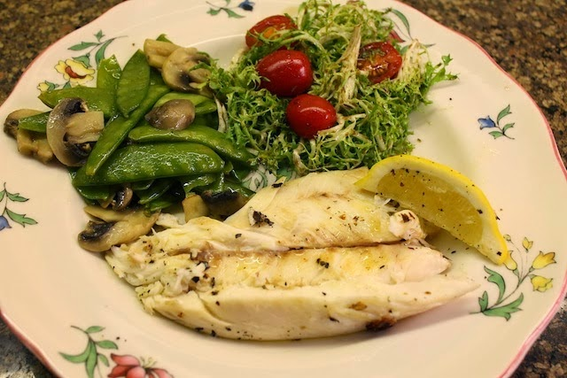 Grilled Red Snapper from Food Lust People Love for Cooking Chat grilling roundup.