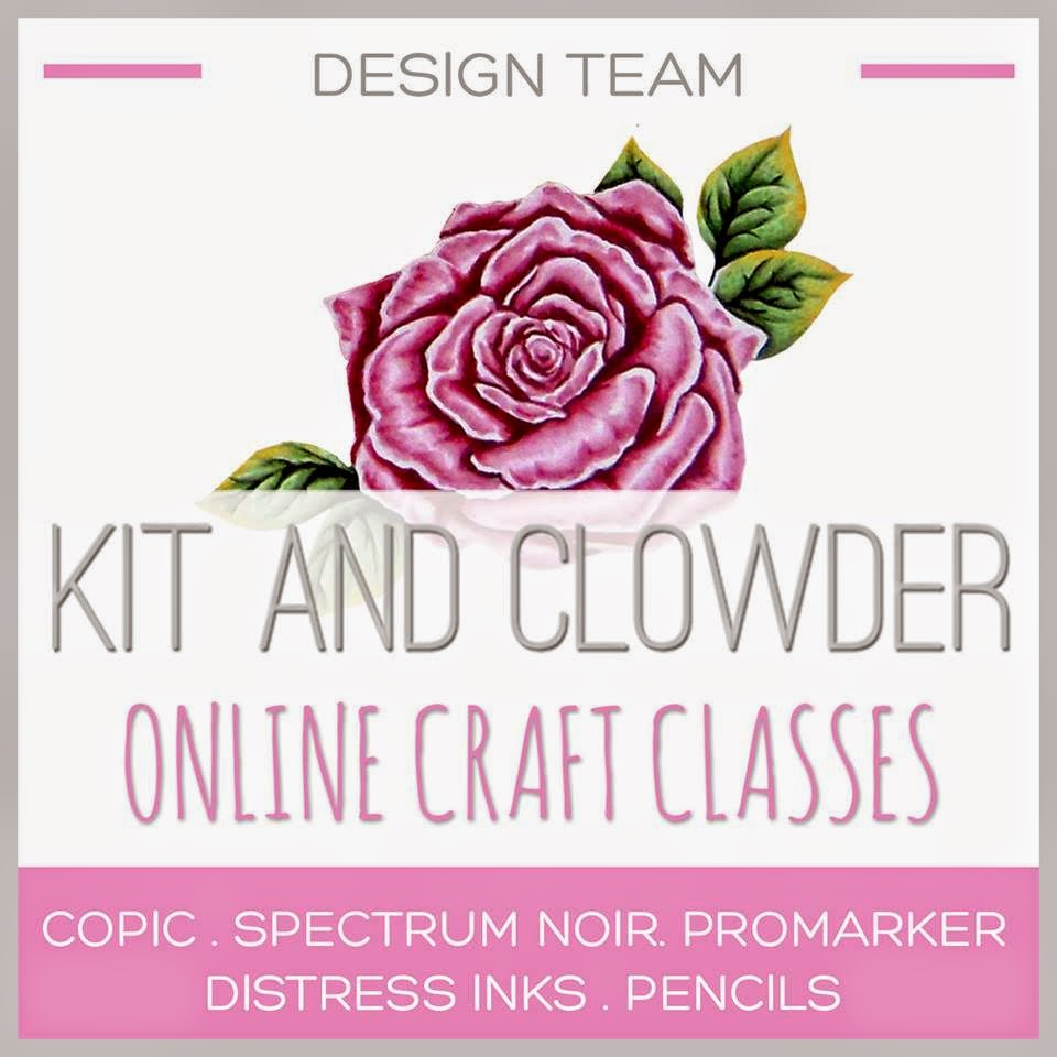 I'm the Tutor at Kit and Clowder for Water Colouring
