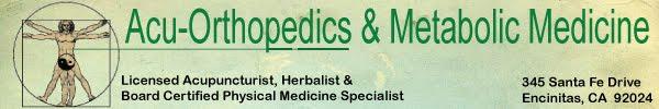Acu-Orthopedics & Metabolic Medicine
