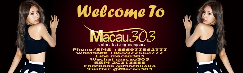 IDN SPORTSBOOK MACAU303