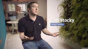 tom stocky product director of facebook