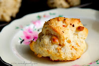 http://www.namelymarly.com/2013/08/vegan-cheddar-and-herbed-biscuits/
