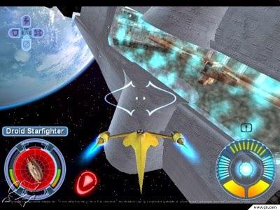 Star Wars - Jedi Starfighter Ps2 Iso Ntsc Juegos Para Playstation 2