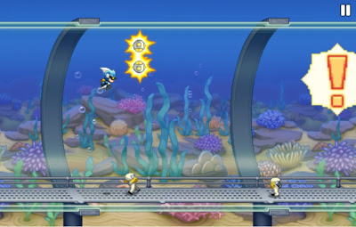 Windows 8 Jetpack Joyride Oyunu