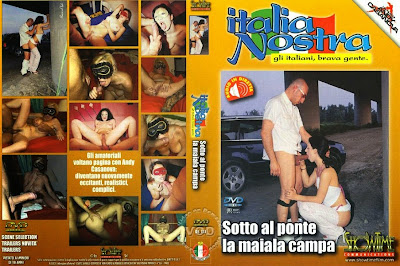 <p>Alternative title: Italia Nostra &#8211; Sotto al Ponte la Maiala Campa, Sotto il Ponte la Maiala Campa Genre: All Sex, Amateur, MILFs, Oral, Anal, Straight Starring: Italian Amateurs and Omar Galanti Company: SetMedia Entertainment / Showtime Director: Andy Casanova Format: AVI File Size: 730.99 MB Duration: 01:17:21 Bitrate: 1321 kb/s Video: mpeg4, yuv420p, 544&#215;408, 25.00 [&hellip;]</p>