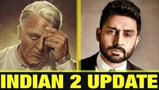 Indian 2 Latest Update | Kamal Haasan | Shankar | Abhishek Bachchan
