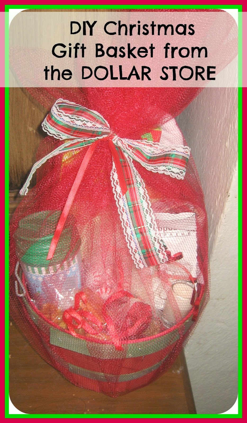 Crafts names and things diy how to make christmas for Diy christmas gift packages