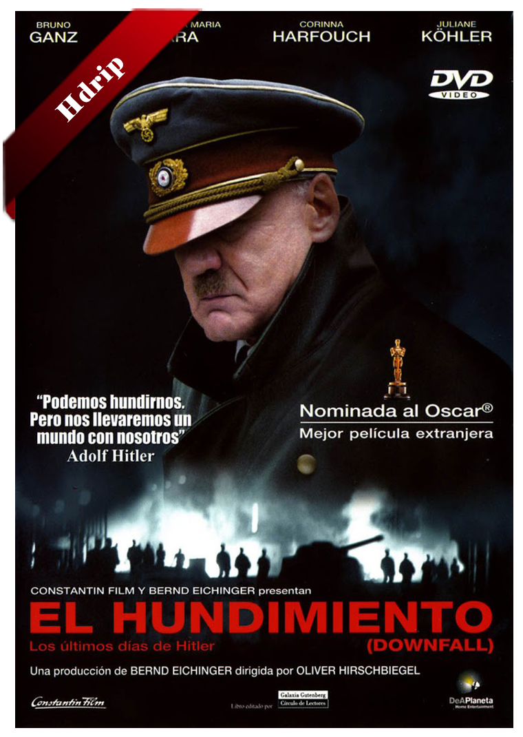 El Hundimiento Hdrip Castellano 2004