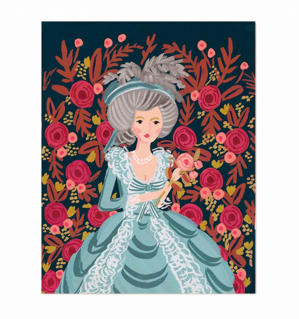 https://riflepaperco.com/shop/marie-antoinette-illustrated-art-print/