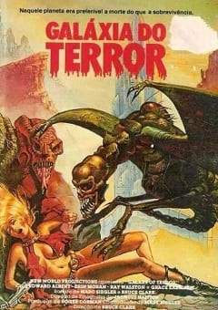 Filme Galáxia do Terror 1981 Torrent