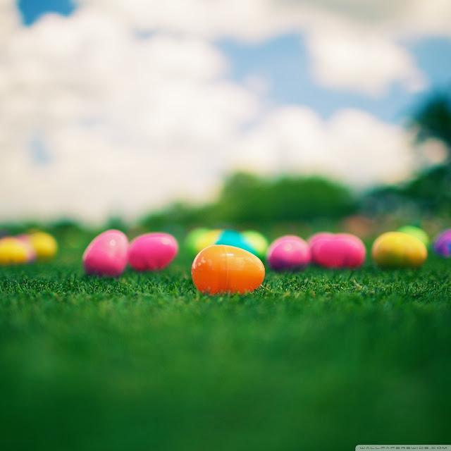 Easter iPad wallpaper 06