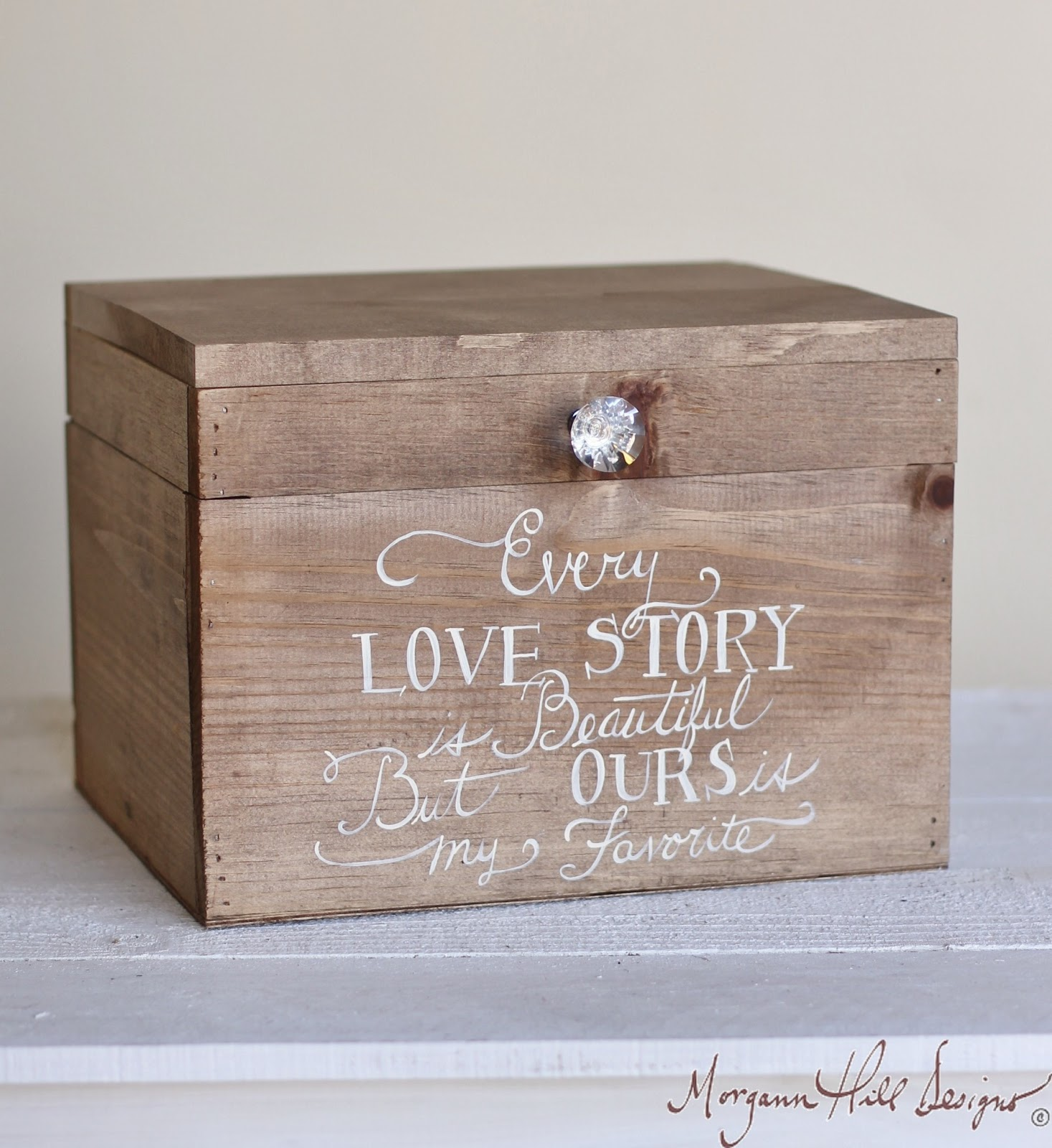 Diy Wedding Gift Card Box Ideas Along With Rustic Wedding Card Boxes ...
