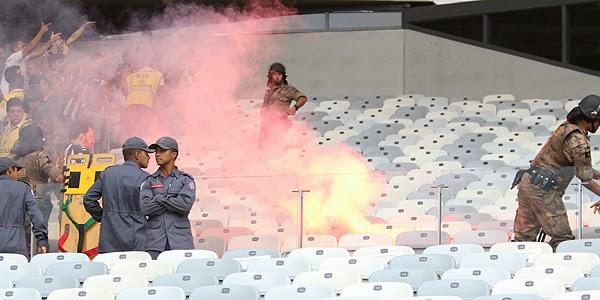 MP suspende torcidas organizadas de Atlético e Cruzeiro por seis meses
