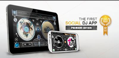 edjing PE – Turntables DJ Mix v1.2.3 (1.2.3) APK Gratis
