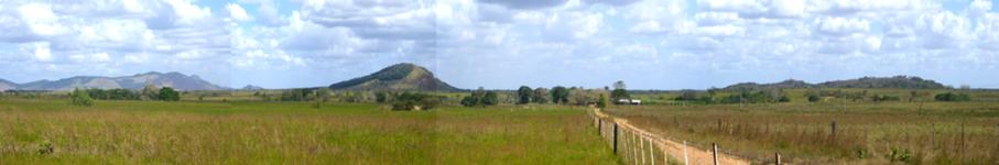 Cerros de Apurito y Finca Los Novillos