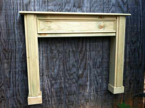 Retro Decor Online Shopping For Your Home Vintage Distressed Fireplace Mantel Display Shelf