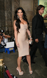 the amazing Kim kardashian shoe