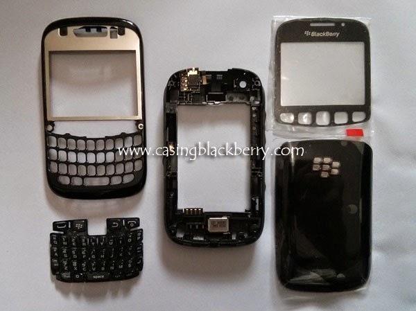 Casing Blackberry Davis 9220