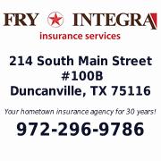 Fry Integra Insurance
