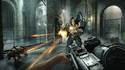 Gameplay Wolfenstein The Old Blood