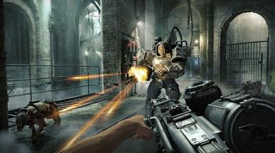 Gameplay Wolfenstein The Old Blood