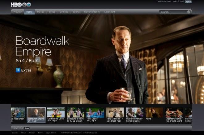 HBO GO op Smart TV LG - Hd technieuws: alles over digitale media