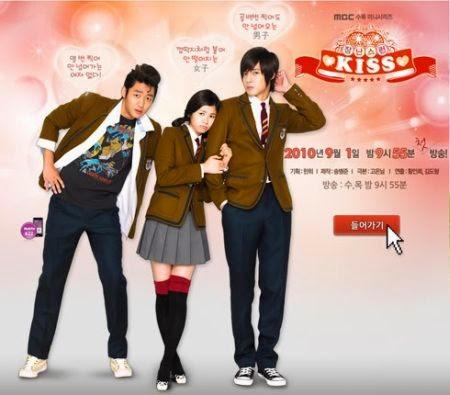Drama Korea Naughty Kiss RCTI