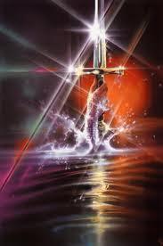 La Espada del Guerreo de La Luz en la Consciencia Universal 1