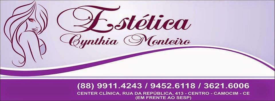 ESTÉTICA CYNTHIA MONTEIRO