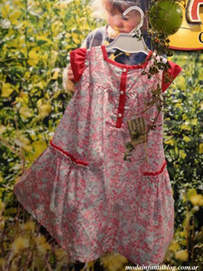 hui hui vestidos infantiles verano 2014