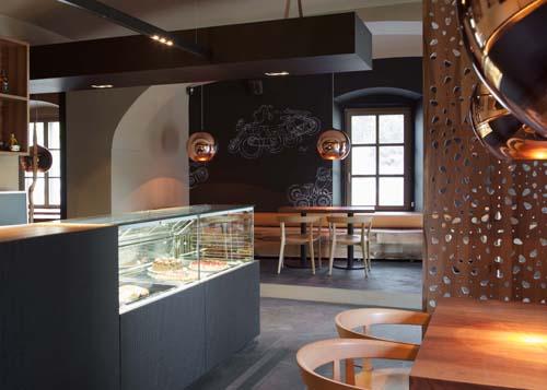 Interior Design 48 Café Interior Design Trendy Black Color Impressive Interior Design Color Concept