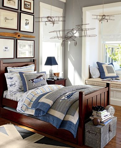 Delorme designs pottery barn kids fall 2012 for Pottery barn kids rooms