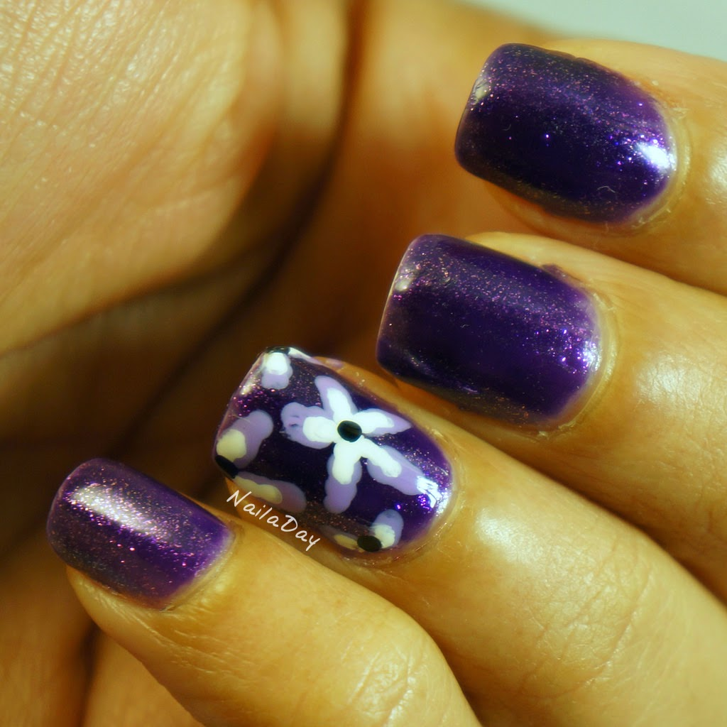 NailaDay: Sinful Color I Love You