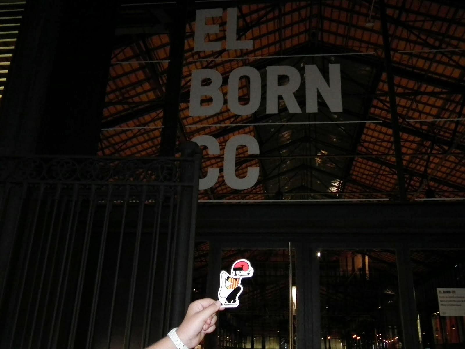 CATALAN WAY. El Born.
