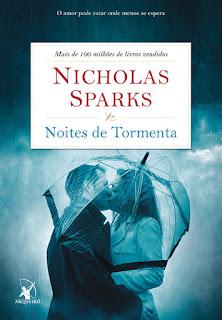 Noites de tormenta, Nicholas Sparks, Editora Arqueiro