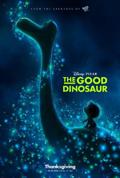 Chú Khủng Long Tốt Bụng - The Good Dinosaur