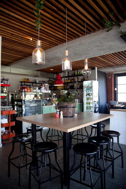 Garage Cafe St Kilda