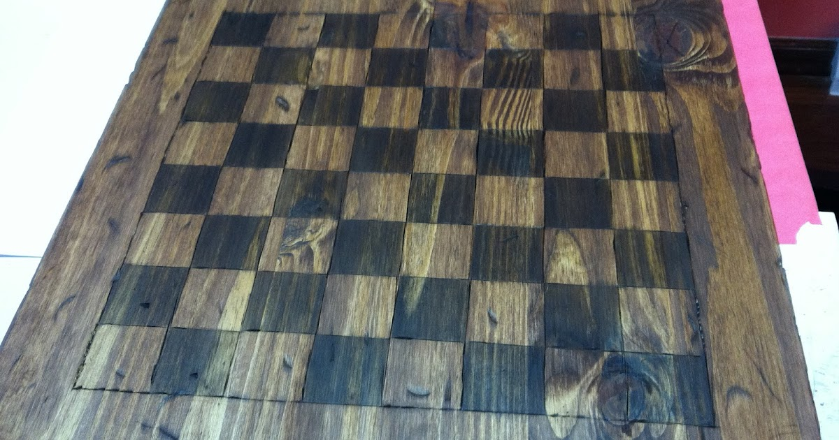 Butterflies And Power Tools Make Your Own Chess Board