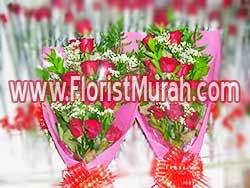 Trend Karangan Bunga Velntine di Bulan Februari