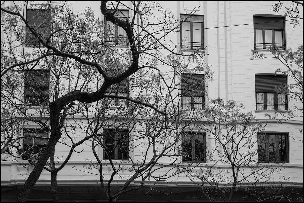 Estudio de Valencia en Poeta Querol, lugar donde murió Ramón Gaya el 15 de octubre de 2005
