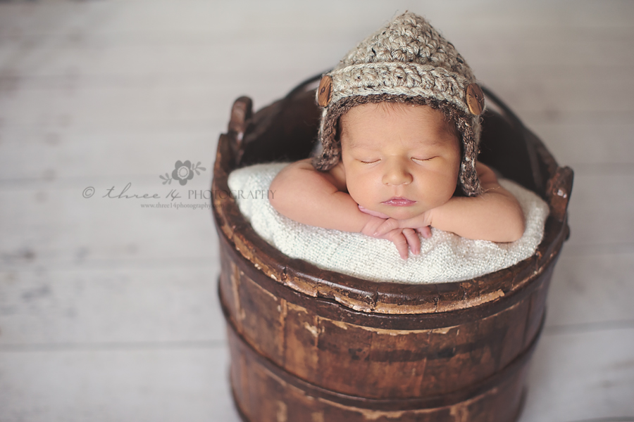 Manhattan Newborn Photographer