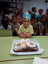 En Toni ja té 5 anys!!!