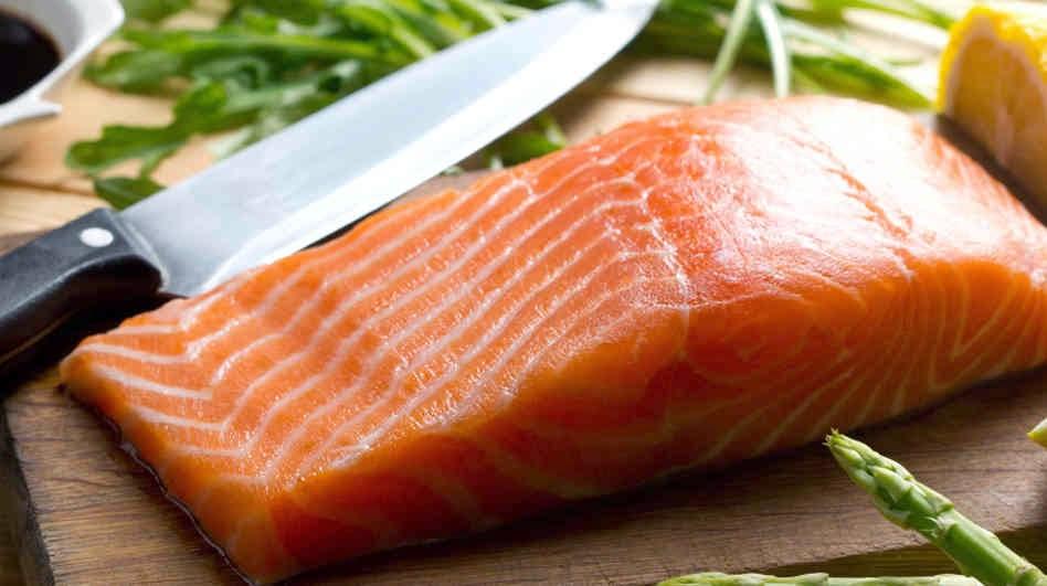 salmon aphrodisiac